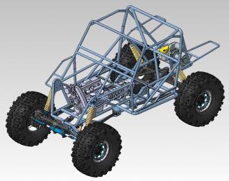 РАМА (прототип ТР3)
