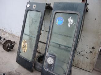 Боковые панели кузова LR Defender 90,110, б\у.