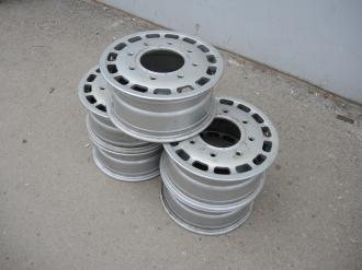 Комплект дисков, 5шт, 15х6.5, спортивные, кованые