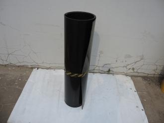 Пластик листовой 4мм черный