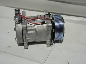 Механический компрессор (поликлиновый)