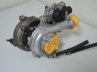 Турбина на двигатель