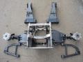 Комплект трансмиссии-подвески прототипа «КотоПес 3.0»