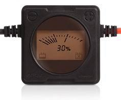 Контроль состояния аккумулятора (глубокий заряд-разряд)