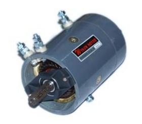 Мотор для DV-12000/15000, 5.6 л.с., 12 v