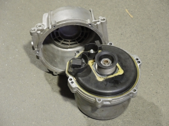 Герметичный охлаждаемый генератор 150А/ч