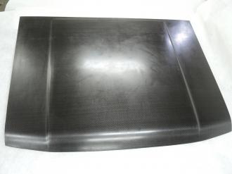 Капот TOYOTA LC70, карбон.