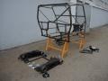 Комплект трансмиссии-подвески прототипа «КотоПес 2.0»
