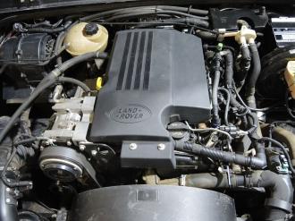 Двигатель дизельный Puma от Land Rover Defender 2014
