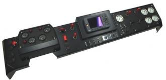 Панель приборов LR Defender (карбон)