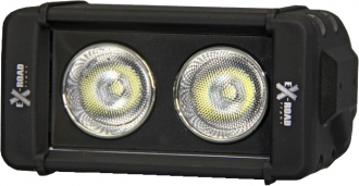 Светодиодные фары X-02 (2*10W)